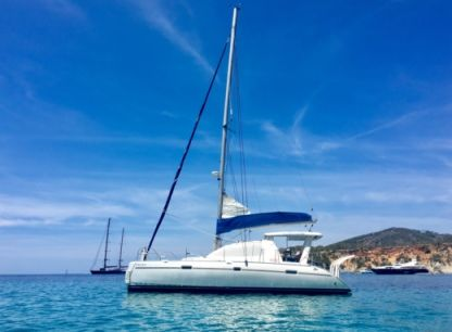 Location Catamaran Robertson And Caine Leopard  40 Ibiza