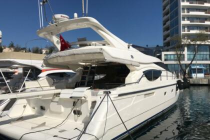 Hire Motorboat Ferretti 550 Antalya
