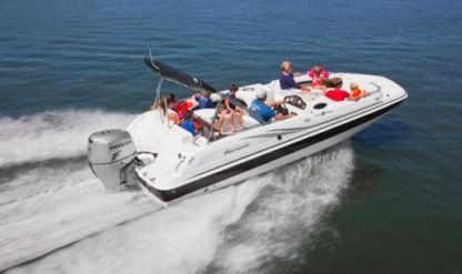 Charter Motorboat Hurricane 23 Miami