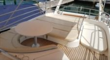 Motorboat Jeanneau Prestige 46 Fly for hire