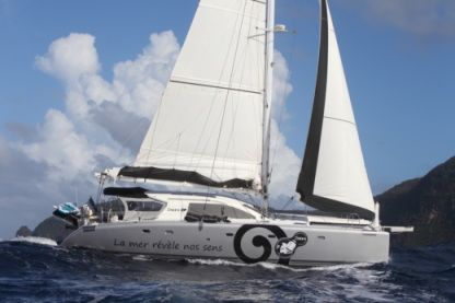 Location Catamaran Nautitech 475 Papeete