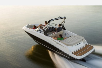Hire Motorboat Bayliner Vr6 Lausanne