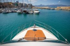 Charter motor yacht in Heraklion