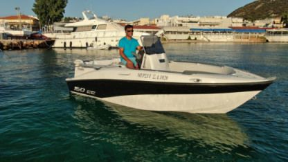 Rental Motorboat Compass 150Cc Anavyssos
