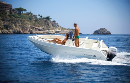 Rental Motorboat Cantieri Allegra All 530 Santa Margherita Ligure