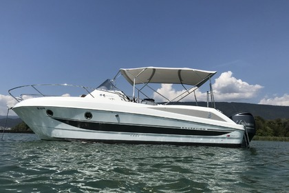 Аренда Моторная яхта BENETEAU Flyer 850 SD Невшатель