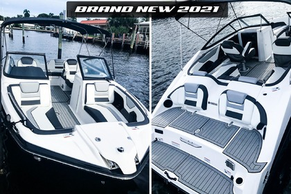 Rental Motorboat Yamaha 212 Pompano Beach