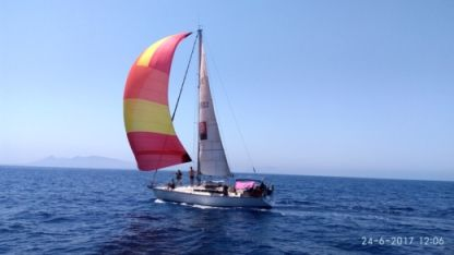 Charter Sailboat Jeanneau Sun Shine 38 Heraklion