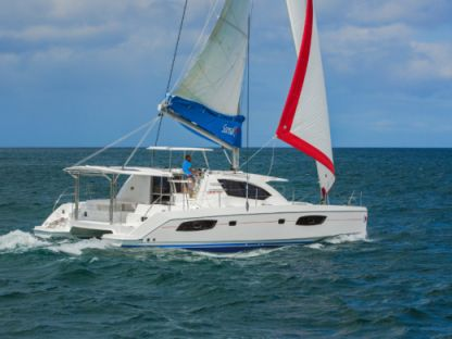 Rental Catamaran Sunsail 444 Victoria