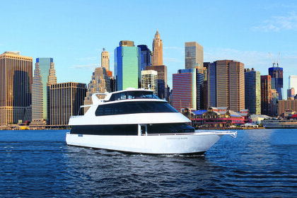 Hire Motor yacht Luxury yacht 150 New York