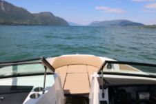 Searay Spx 210 Ob in Saint-Jorioz for rental