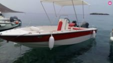 Motorboat Loutro 3 5.50 for rental