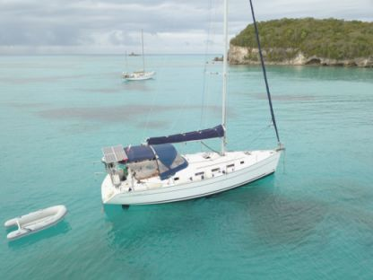 Rental Sailboat Beneteau Cyclades 39.3 Saint-Francois
