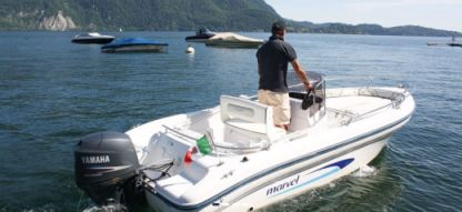 Miete Motorboot Marvel 5 Mt Ghiffa