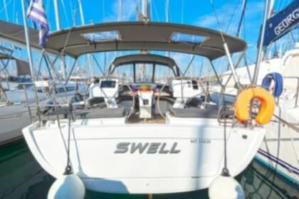 Rental Sailboat Hanse Hanse 455 Laurium
