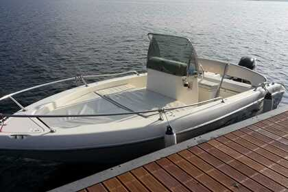 Rental Motorboat Capelli 500 Baveno