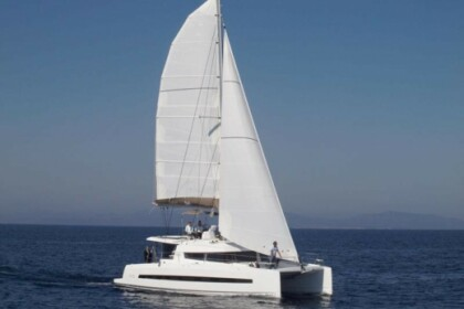 Charter Catamaran Catana Bali 4.3 with watermaker & A/C - PLUS Raiatea