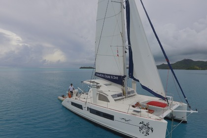 Location Catamaran BALI - CATANA 41 Vaitāpē