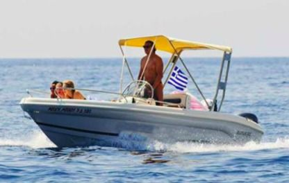 Rental Motorboat Ranieri Shark 17 Zakinthos