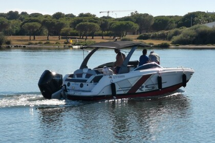 Rental Motorboat Fourwinns Horizon 220 cs sport Agde