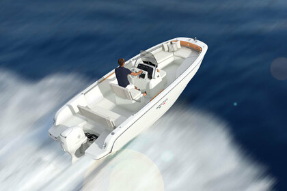 Rental Motorboat Invictus FX 190 Como
