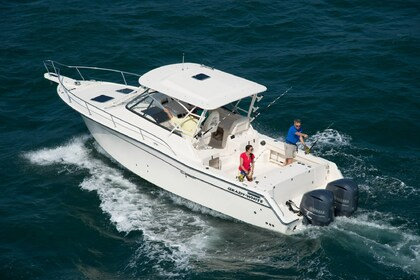Rental Motorboat Grady White 32 Galveston