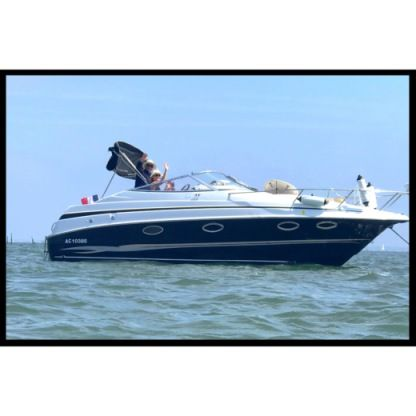 Charter Motorboat Chris Craft Crown 26 Arcachon