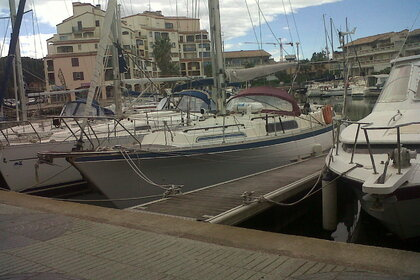 Location Voilier MARINE PROJECT MOODY 36 Canet-en-Roussillon