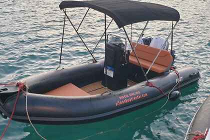 Hire RIB Fost Air 4.5 Sifnos