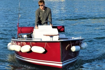 Hire Motorboat Ruban Bleu Sensas Metz