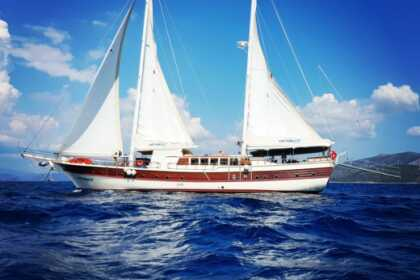 Charter Sailboat Luxury GULET Marmaris