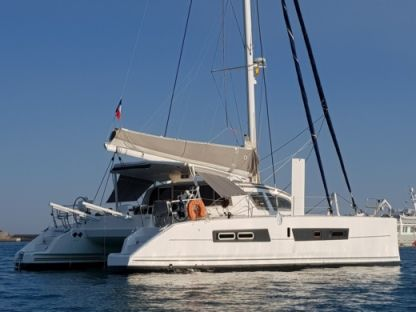 Location Catamaran Catana Catana 42 Ajaccio