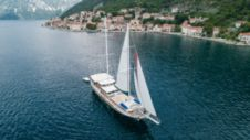 Sailboat Gulet Sadri Usta
