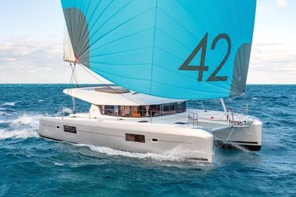Hire Catamaran Sunsail 42 Marsh Harbour