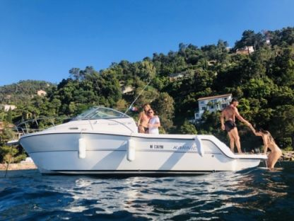 Miete Motorboot Karnic 2460 Bluewater Cannes