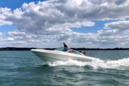 Hire Motorboat Sea Ray Bow Rider 185 Biscarrosse