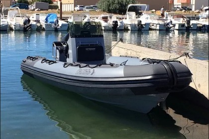 Location Semi-rigide 3d Tender Patrol 650 Le Verdon-sur-Mer