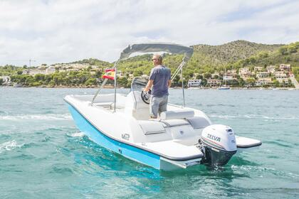Rental Motorboat V2 V2 5m Port d'Alcúdia