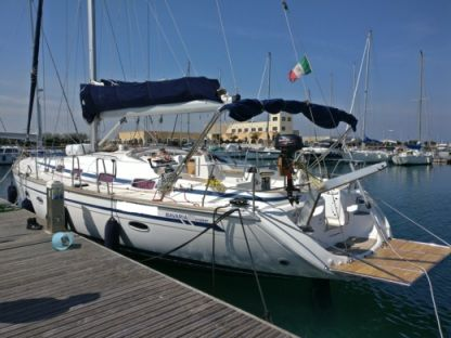Charter Sailboat Bavaria Cruiser 50 Brindisi
