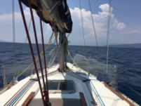 Sailboat Jeanneau Sun Odyssey 42.2 for rental