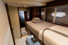 Motorboat Princess 85 Flybridge
