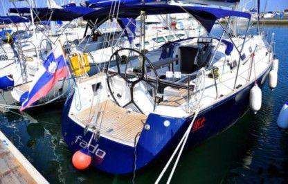 Charter Sailboat Salona 37R Izola