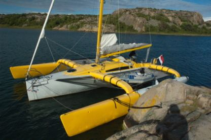 Location Catamaran Trimax Custom Sarzeau