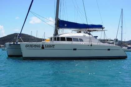 Charter Catamaran Lagoon Lagoon 410 Saint Vincent and the Grenadines