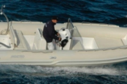 Rental Motorboat Mostro 600 family Frangokastello