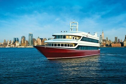 Hire Motor yacht Luxury yacht 200 New York