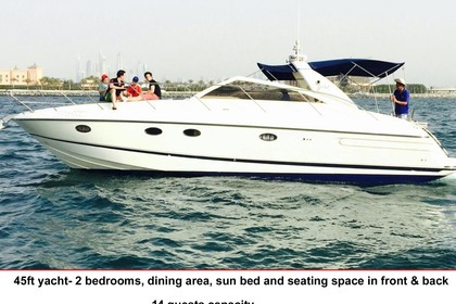 Hire Motorboat Princess V45 Dubai