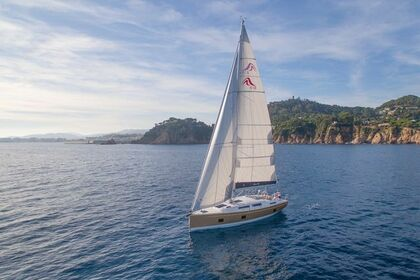 Hire Sailboat Hanse Hanse 418 Volos