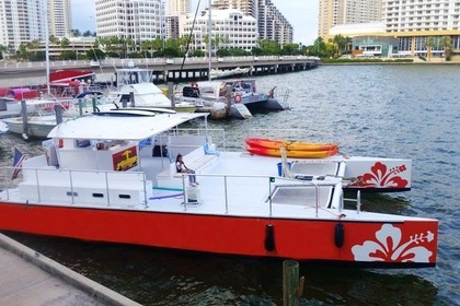 Hire Catamaran Catamaran 50 Palm Beach