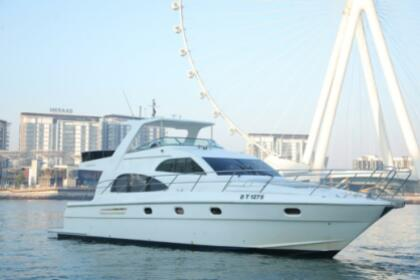 Charter Motorboat Gulf Craft D3-17 Dubai